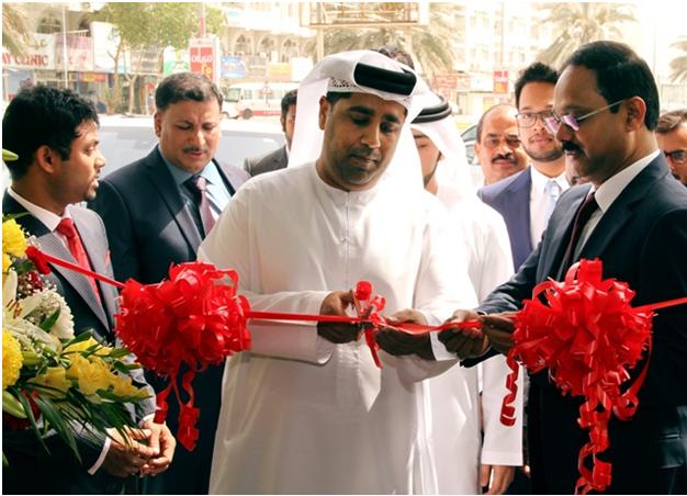 Ajman Opening